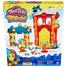 Buy Play-Doh Town Firehouse Online at johnlewis.com