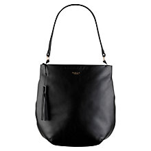 Buy Radley Charlotte Street Large Across Body Bag, Black Online at johnlewis.com