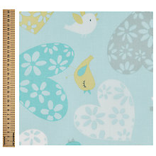 Buy Love Birds Print Fabric Online at johnlewis.com
