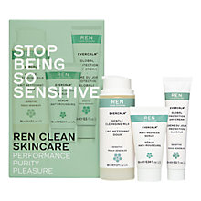 Buy REN Evercalm Stop Being So Sensitive Gift Set Online at johnlewis.com