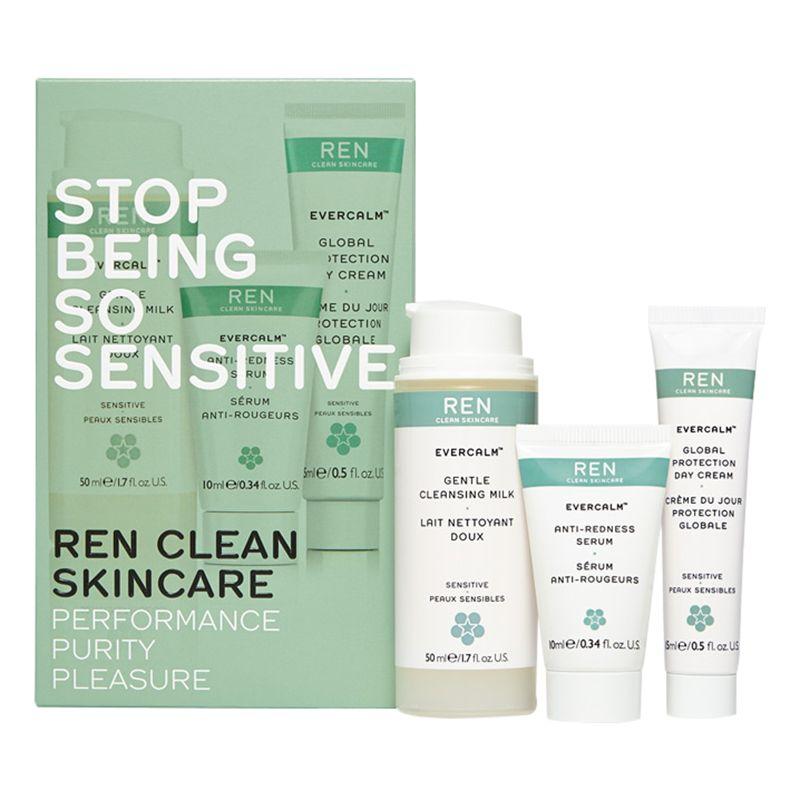 REN REN Evercalm Stop Being So Sensitive Gift Set