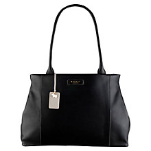 Buy Radley Docklands Large Tote Bag, Black Online at johnlewis.com