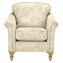 Buy John Lewis Laurel Armchair, Sorilla Damask Calico Online at johnlewis.com