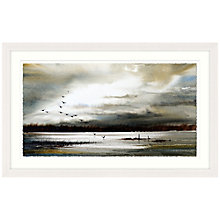 Buy Keith Nash - Coming In Framed Print, 107 x 67cm Online at johnlewis.com