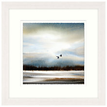 Buy Keith Nash - Two Across Framed Print, 57 x 57cm Online at johnlewis.com