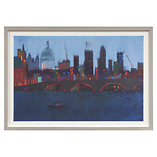 Buy Emma Brownjohn - Twilight Framed Print, 50 x 71cm Online at johnlewis.com