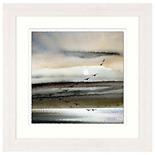 Buy Keith Nash - Going Home Framed Print, 47 x 47cm Online at johnlewis.com