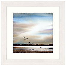 Buy Keith Nash - Under The Radar Framed Print, 47 x 47cm Online at johnlewis.com