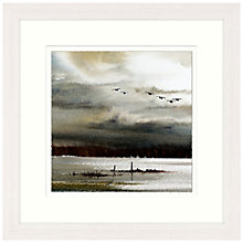 Buy Keith Nash - The Last Post Framed Print, 57 x 57cm Online at johnlewis.com