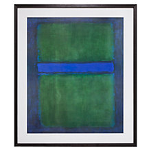 Buy Rothko - Untitled 1957 Framed Print, 92 x 80cm Online at johnlewis.com