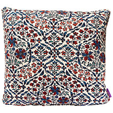 Buy Liberty Petronella Cushion, Chintz Jewel Online at johnlewis.com