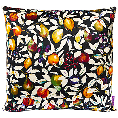 Liberty Fruit Billett Cushion, Forest Fruits
