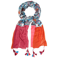 Buy White Stuff Running Wild Scarf, Multi Online at johnlewis.com