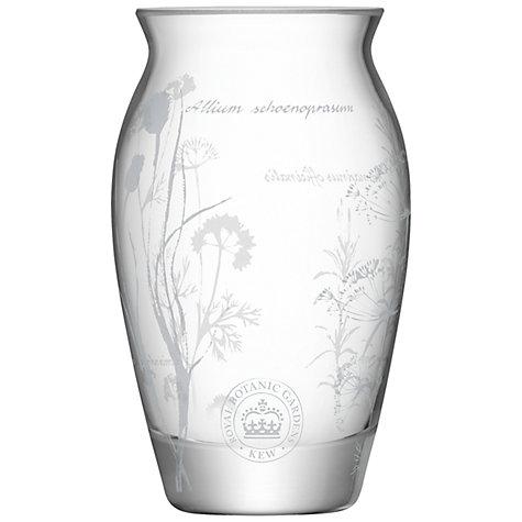 Buy Kew Royal Botanic Gardens Single Bud Vase John Lewis