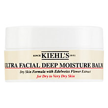 Buy Kiehl's Ultra Facial Deep Moisture Balm Online at johnlewis.com