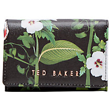 Buy Ted Baker Berriz Mini Leather Purse Online at johnlewis.com