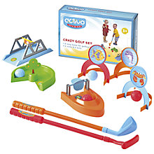 Buy Mookie Toys Crazy Golf Set Online at johnlewis.com