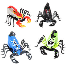 Buy Little Live Pets Wild Pets Scorpion Single Pack, Assorted Online at johnlewis.com