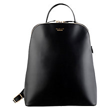 Buy Radley Soho Large Leather Backpack Online at johnlewis.com