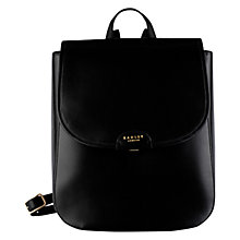 Buy Radley Spitalfields Medium Leather Backpack Online at johnlewis.com