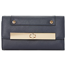 Buy Dune Kalls Metal Twistlock Purse Online at johnlewis.com