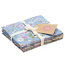 Buy Craft Cotton Co. Lazy Daisy Fat Quarter Craft Fabric, Multi Online at johnlewis.com