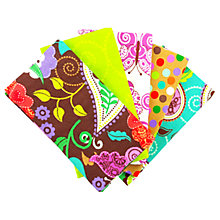 Buy Fabric Editions Fat Quarter Floral Bundle, Multi Online at johnlewis.com