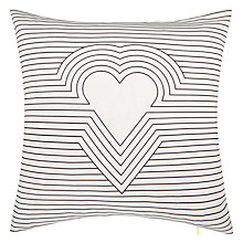 Buy House by John Lewis Heart Cushion Online at johnlewis.com