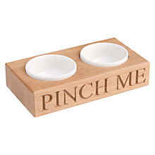 Buy Culinary Concepts 'Pinch Me' Salt and Pepper Holder Online at johnlewis.com