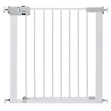 Buy Safety 1st SecurTech Simply Close Metal Gate, White Online at johnlewis.com