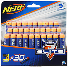 Buy Nerf N-Strike Elite 30 Dart Refill Pack Online at johnlewis.com