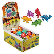 Buy Roaming Dino Clockwork Toy, Assorted, Multi Online at johnlewis.com