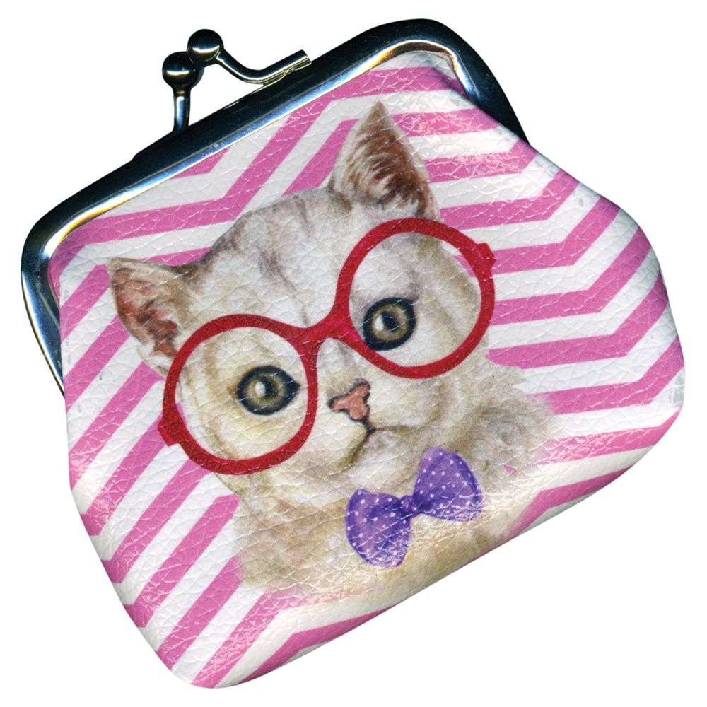 House of Marbles House of Marbles Modern Miss Coin Purse, Assorted