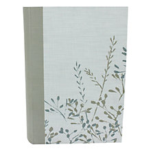 Buy John Lewis Croft Collection Self-Adhesive Tall Album Online at johnlewis.com