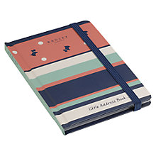 Buy Radley Cheshire Street Little Address Book Online at johnlewis.com