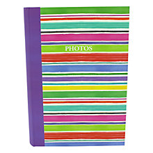 Buy John Lewis Tall Photograph Album Online at johnlewis.com