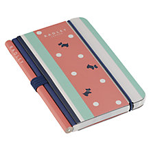 Buy Radley Cheshire Street Mini Notebook With Pencil Online at johnlewis.com