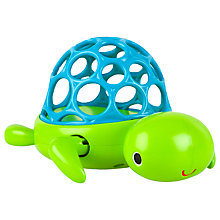 Buy Bright Starts Oball Wind n' Swim Turtle Bath Toy Online at johnlewis.com
