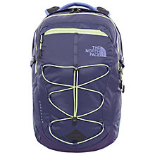 Buy The North Face Women's Borealis Backpack, Blue Online at johnlewis.com