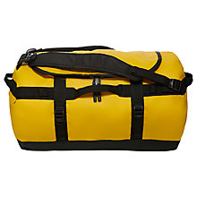 Buy The North Face Base Camp Duffel Bag, Small, Yellow Online at johnlewis.com