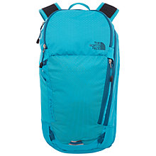 Buy The North Face Pinyon Women's Backpack, Blue Online at johnlewis.com