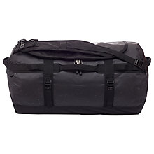 Buy The North Face Base Camp Duffle Bag, Small, Black Sparkle Online at johnlewis.com
