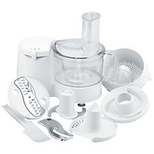 Buy Kenwood FP108 Compact Food Processer, White Online at johnlewis.com