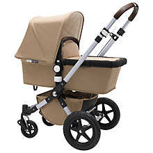 Buy Bugaboo Cameleon3 Classic+ Pushchair, Sand Online at johnlewis.com