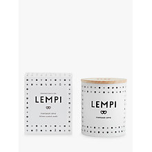 Buy SKANDINAVISK Lempi Scented Candle with Lid Online at johnlewis.com