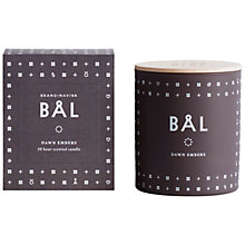 Buy SKANDINAVISK Bal Scented Candle with Lid Online at johnlewis.com