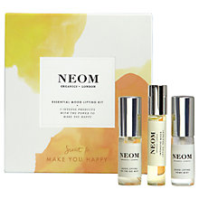 Buy Neom Essential Mood Lifting Kit Online at johnlewis.com
