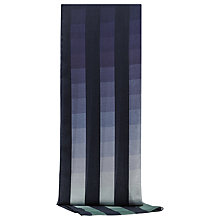 Buy Reiss Laroux Striped Scarf, Blue/Green Online at johnlewis.com