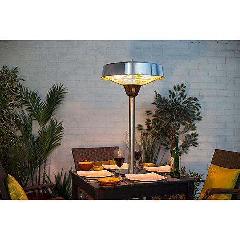 Buy La Hacienda Table Top Electric Heater John Lewis