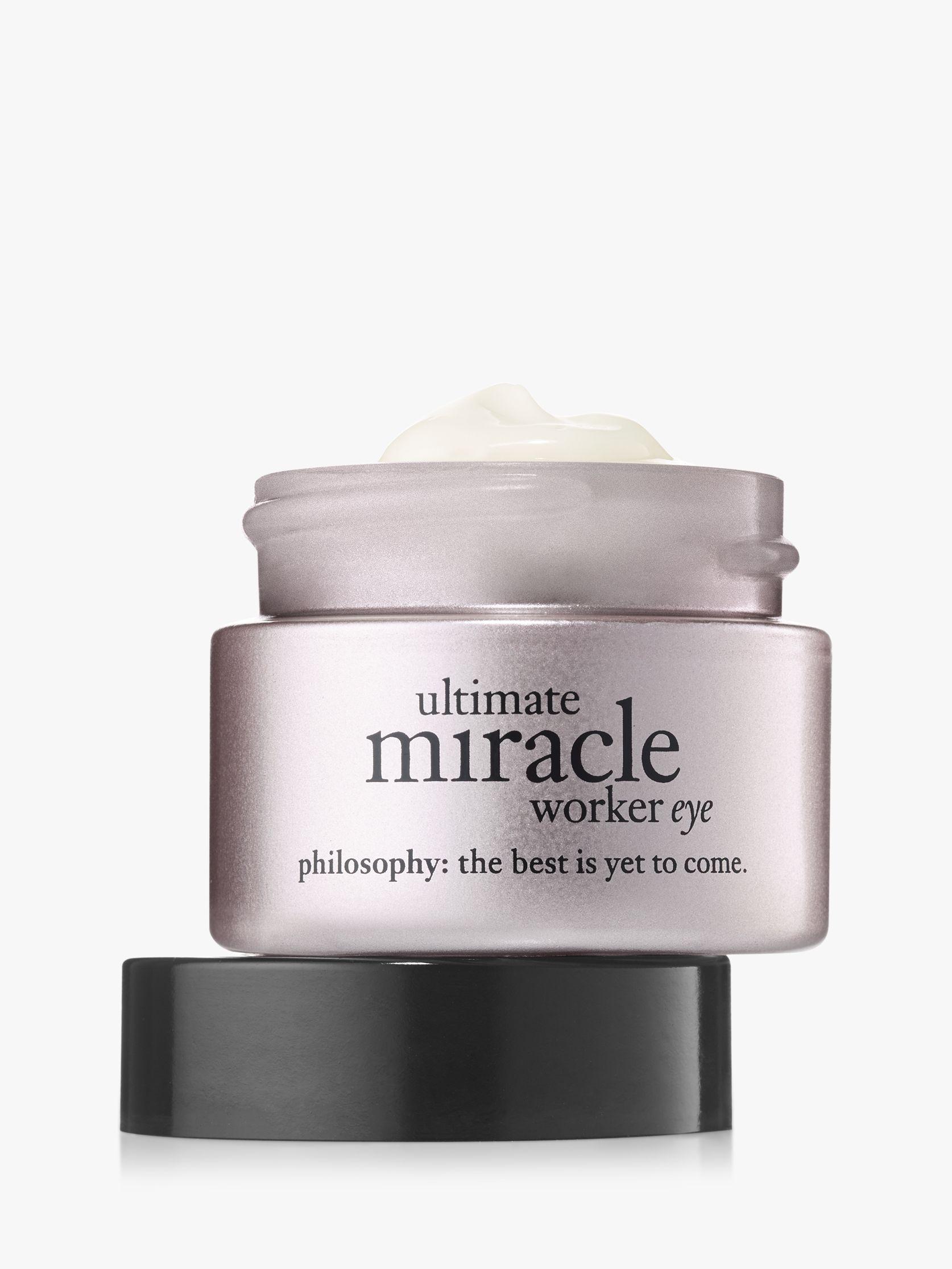 Philosophy Philosophy Ultimate Miracle Worker Eye Cream SPF 15, 15ml